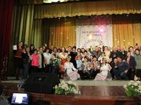В Белогорском районе состоялся Международный фестиваль «Болгарские встречи»